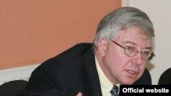 Kyrgyzstan -- Neal Walker, head of UN in Bishkek, 23oct2009.