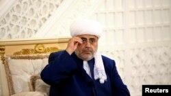 Председатель Управления мусульман Кавказа, шейхульислам Аллахшукюр Пашазаде (архив)