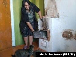 Печка от старости топится по-черному: дым в квартире