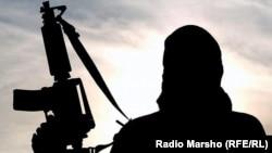 Бойовик угруповання «Ісламська держава» (ілюстраційне фото)