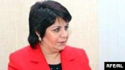 Milli Məclisin deputatı Gülər Əhmədova