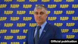 Альберт Федоров. Фото с сайта марийского отделения ЛДПР.