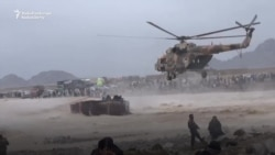 Dramatic Rescues As Deadly Floods Hit Afghanistan