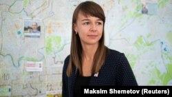 Tomsk City Duma member Ksenia Fadeyeva