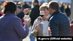 Фестиваль вина и еды «Ноябрьфест» в Крыму, ноябрь 2019 года