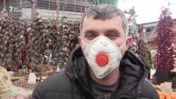 Продуктовый ажиотаж в Абхазии