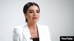 Скриншот предвыборного ролика Юлии Волковой