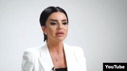 Скриншот из предвыборного ролика Юлии Волковой