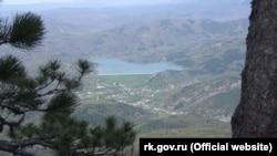 Ялта, Счастливенское водохранилище