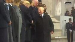 Svetski lideri u Parizu