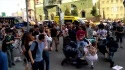 Репортаж Мумина Шакирова о протестах, арестах и судах