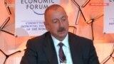 İlham Əliyev Davosda nələrdən danışır
