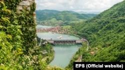 Srbija i BiH nikada nisu potpisale Ugovor o državnoj granici (na fotografiji Hidroelektrana Zvornik)