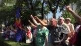 Protesters Condemn Moldovan Electoral Reforms