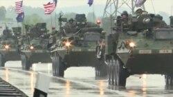 NATO Rusiya ilə sərhəddə qoşun yığır
