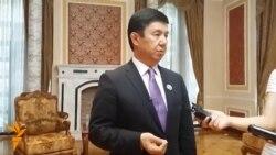 Сариев: кыргыз-тажик сүйлөшүүсү жемиштүү болду