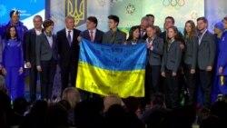 До Зимової Олімпіади готові: українська збірна отримала нову форму (відео)