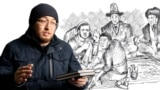 Kyrgyzstan Moscow Samat Urankai Kyrgyz satirical migrant writer, wrote a book called Broken Million