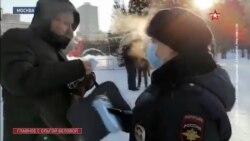 Békés teázgatás: az orosz tévé kedves testőrökként mutatja be a rendőröket
