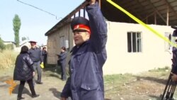 Escaped Prisoner Killed In Kyrgyz Manhunt