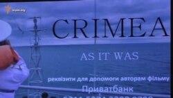 В Украине снимают кино об аннексии Крыма (видео)