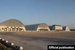 The Termez Cargo Center