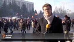 Интихоби ҳукумати нави Молдова бо эътирози шадид рӯ ба рӯ шуд.