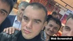 "Ахмед Домбаев (Ахмед Шалинский), фото с портала ""Прайм Крайм"""