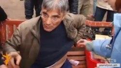 Գյումրիում ՀԽ-ի անդամին դանահարած անձը ազատ է արձակվել