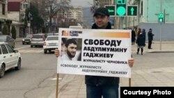 """Магди Камалов, учредитель газеты """"Черновик"""""""
