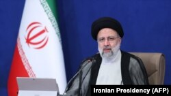 ابراهیم رئیسی رئیس جمهوری ایران