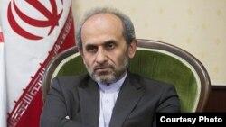پیمان جبلی، معاون برونمرزی رادیو و تلویزیون حکومتی ایران