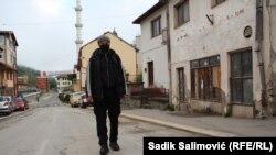 Sabahudin Mehić, iz svog sela pješači 15 kilometara kako bi došao u Srebrenicu na Bajram namaz