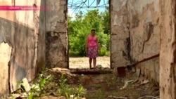 Здесь была школа: дети в Донбассе встречают 1 сентября на развалинах (видео)