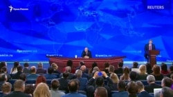 Путин рассказал об обмене украинских моряков (видео)
