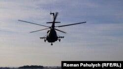 Вертолет Ми-8, иллюстративное фото