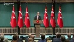 Ердоган прогласи вонредна состојба во Турција