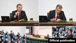 Prezident Shavkat Mirziyoyevning tadbirkorlar bilan uchrashuvi, 20 - avgust, 2021