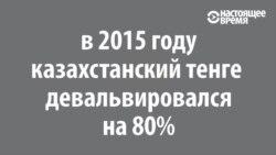 """""""Ничего не будет резкого такого"""" - Назарбаев о девальвации тенге"""