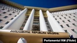 Moldova -- Parliament, building, generic, Chisinau