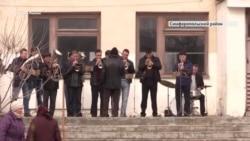 Музыкальный плейлист «дня выборов» в Крыму (видео)