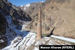 Джамскі мінарэт у правінцыі Гор у Афганістане
