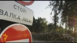 Две стороны противостояния в Химкинском лесу