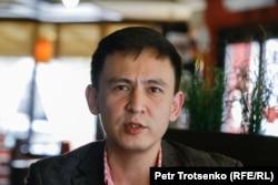 Заңгер Джохар Өтебеков. Алматы, 4 қараша 2020 жыл.