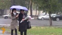 В Таджикистане почтили память погибших в результате авиакатастрофы в Египте