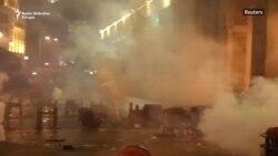Druga noć sukoba na ulicama Bejruta