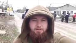 В Крыму силовики проводят обыски у крымскотатарских активистов. Видео очевидца