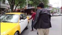 تصاویر تازه از حمله بر مؤسسه کاونتر پارت در شهر نو کابل