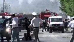 Shpërthim i fuqishëm në Kabul