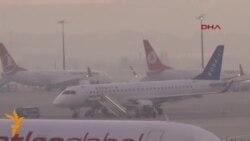 Стамбулдагы аэропортто жарылуу болду